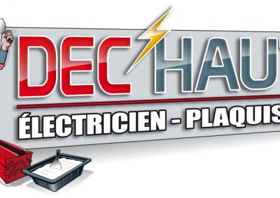 DECHAUT logo - DEF